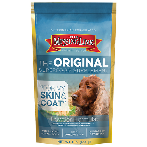 Missing Link Canine Skin & Coat Formula - 454 g