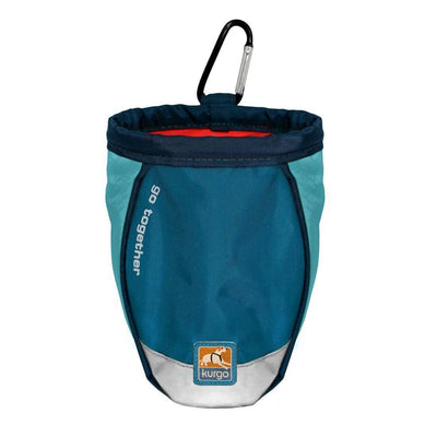 Kurgo Stuff It Treat Bag Blue