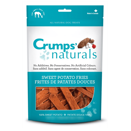 Crumps Sweet Potato Fries | Pisces Pets