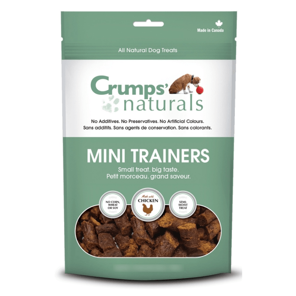 Crumps Chicken Mini Trainers | Pisces Pets