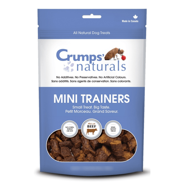 Crumps Beef Mini Trainers | Pisces Pets