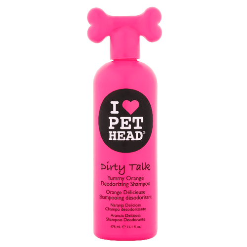 Pet Head Dirty Talk Deodorizing Shampoo | Pisces Pets
