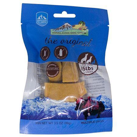 Himalayan Dog Chew Yaky Original Small 3 Pack | Pisces Pets