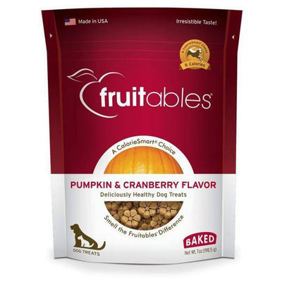 Fruitables Pumpkin & Cranberry - 198 g | Pisces Pets