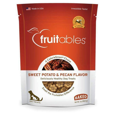 Fruitables Sweet Potato & Pecan - 198 g | Pisces Pets