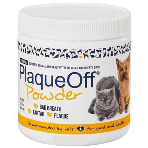 ProDen Plaque Off Powder | Pisces Pets