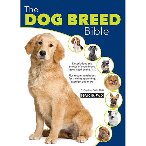 Barron's The Dog Breed Bible | Pisces Pets