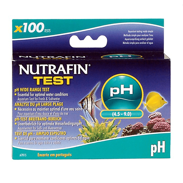 Nutrafin pH Wide Range Test Kit | Pisces Pets