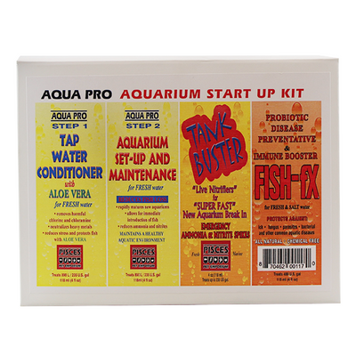 Aqua Pro Aquarium Start Up Kit | Pisces Pets