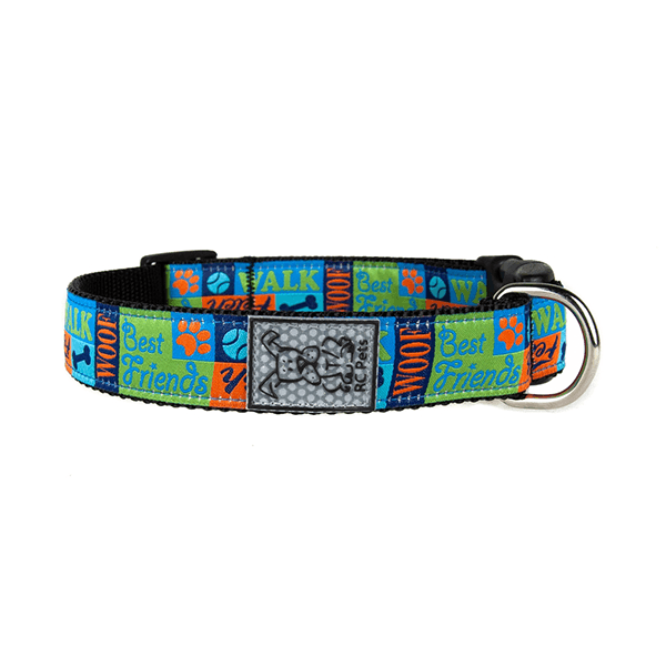RC Pets Best Friends Clip Collar - Available in Multiple Sizes | Pisces Pets