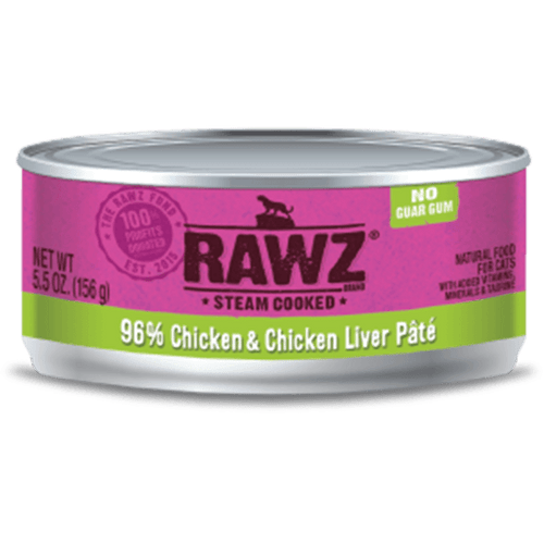 Rawz Cat Chicken 156 g | Pisces Pets