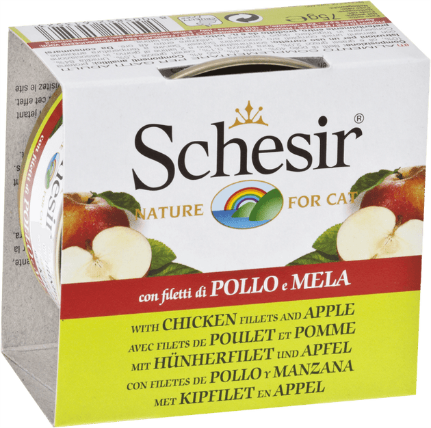 Schesir Adult Cat chicken 75 g | Pisces Pets