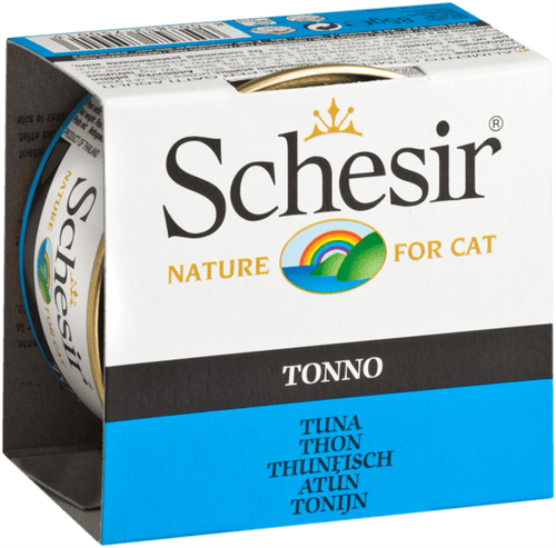 Schesir Adult Cat Food Tuna 85 g | Pisces Pets