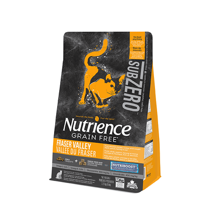Nutrience Grain Free SubZero Cats Fraser Valley 2.27 Kg | Pisces Pets