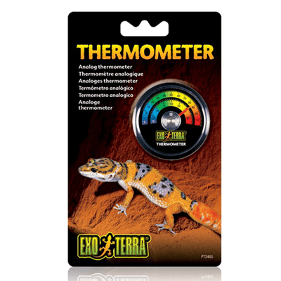 Exo Terra Analog Thermometer | Pisces Pets