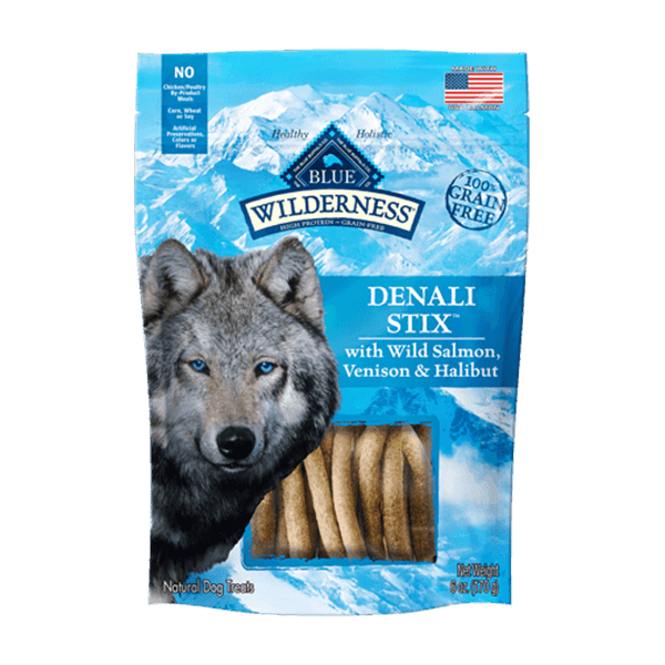 BLUE Wilderness Denali Stix | Pisces Pets
