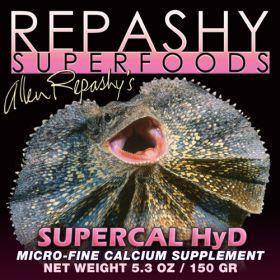 Repashy SuperCal HyD 170 g | Pisces Pets
