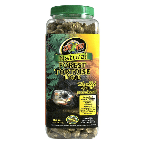 Zoo Med Natural Forest Tortoise Food | Pisces Pets