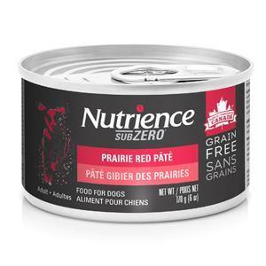 Nutrience SubZero Prairie Red Pate 170 g | Pisces Pets