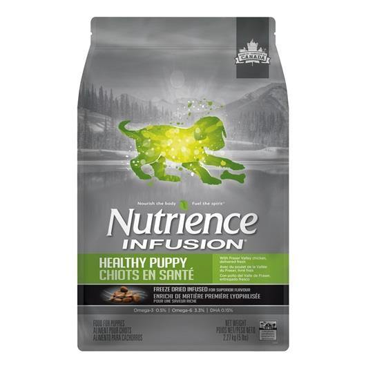 Nutrience Infusion Healthy Puppy Food - 2.27 kg | Pisces Pets