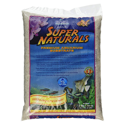 CaribSea Super Natural - Crystal River | Pisces Pets