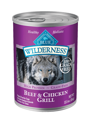 Blue Wilderness Beef & Chicken Grill 354 g | Pisces Pets