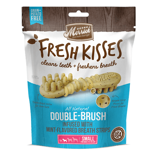 Merrick Fresh Kisses Mint - Small Dogs | Pisces Pets