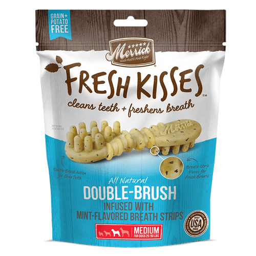 Merrick Fresh Kisses Mint - Medium Dogs | Pisces Pets