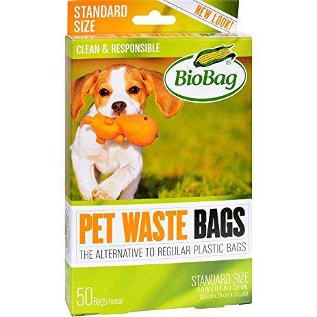 BioBag Pet Waste (50 Bags)