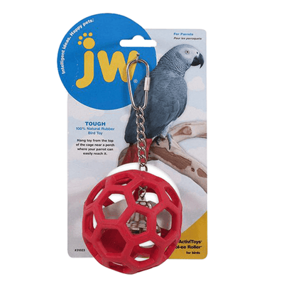 JW Pet ActivToys Hol-ee Roller for Parrots | Pisces Pets