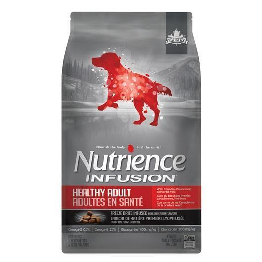 Nutrience Infusion Healthy Adult Beef - 10 kg | Pisces Pets