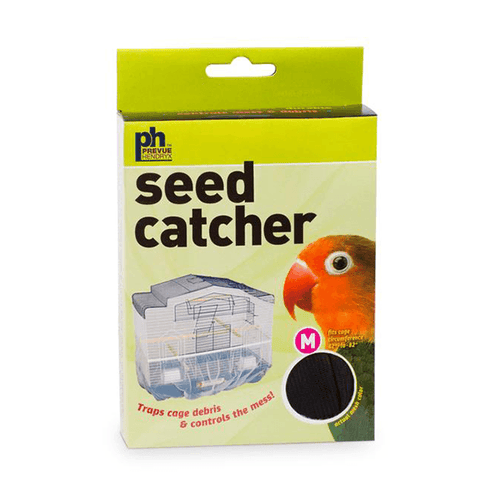 Prevue Mesh Seed Catcher | Pisces Pets