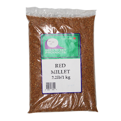 Seed to Sky Red Millet