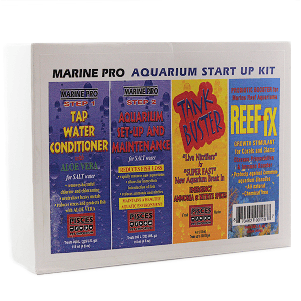Marine Pro Aquarium Start Up Kit | Pisces Pets