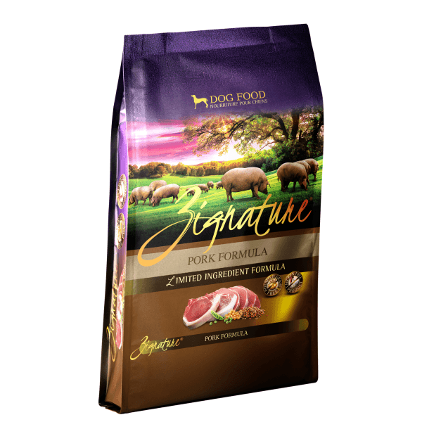 Zignature Pork Dog Food | Pisces Pets