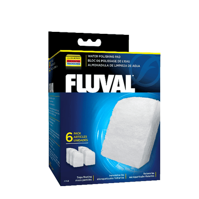 Fluval Polishing Pads 6 Pack | Pisces Pets