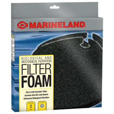 Marineland Filter Foam C530 2pc