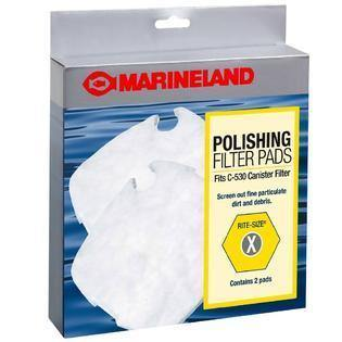 Marineland Polishing Pads C530 2pc