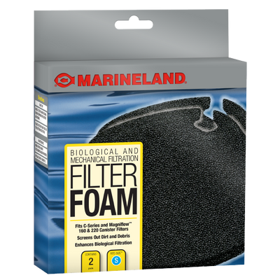 Marineland Filter Foam C160-220 2pc
