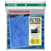Marineland Rite-Size Replacement Filter Cartridge Z - 3 Pack