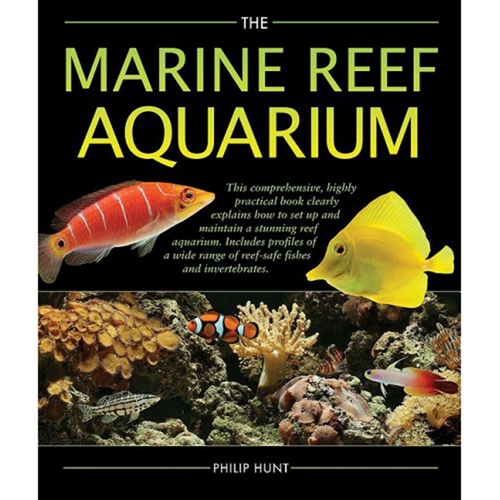 Barron's The Marine Reef Aquarium | Pisces Pets