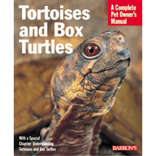 Barron's Tortoises & Box Turtles | Pisces Pets