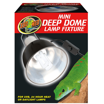 Zoo Med Deep Dome Lamp | Pisces Pets