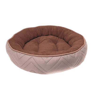 Dogit DreamWell Round Dog Cuddle Bed | Pisces Pets