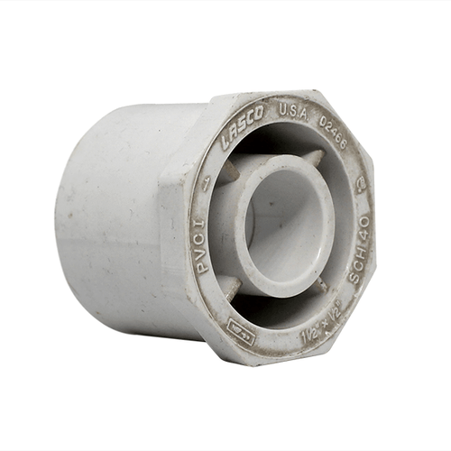 "Reducing Bushing Spigot x S 1 1/2"" x 1/2"" 