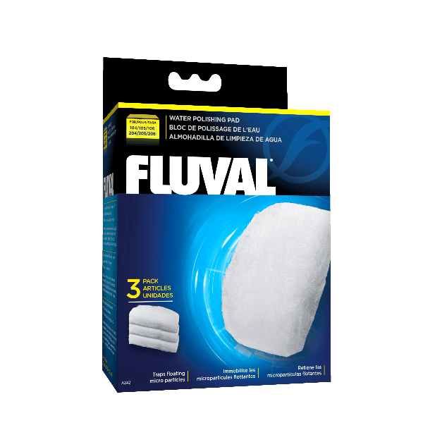 Fluval Polishing Pad 3 Pack | Pisces Pets