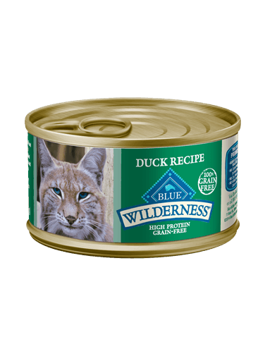 Blue Wilderness Cat Duck Recipe 85 g | Pisces Pets