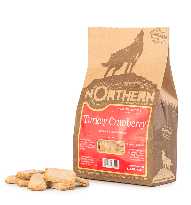 Northern Biscuit Turkey Cranberry | Pisces Pets