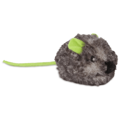 Jackson Galaxy Motor Mouse With Catnip | Pisces Pets