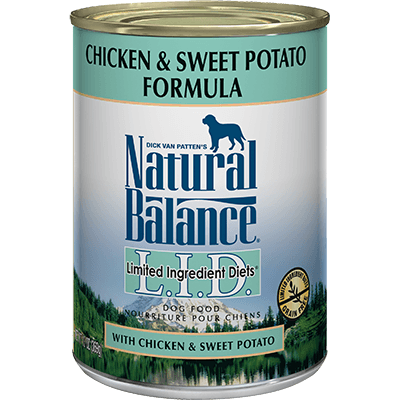 Natural Balance Limited Ingredient Diet Chicken & Sweet Potato 369 g | Pisces Pets